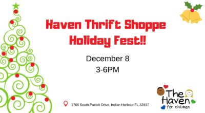 2018 Holiday Fest at The Haven Thrift Shoppe