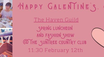 The Haven Guild Spring Luncheon